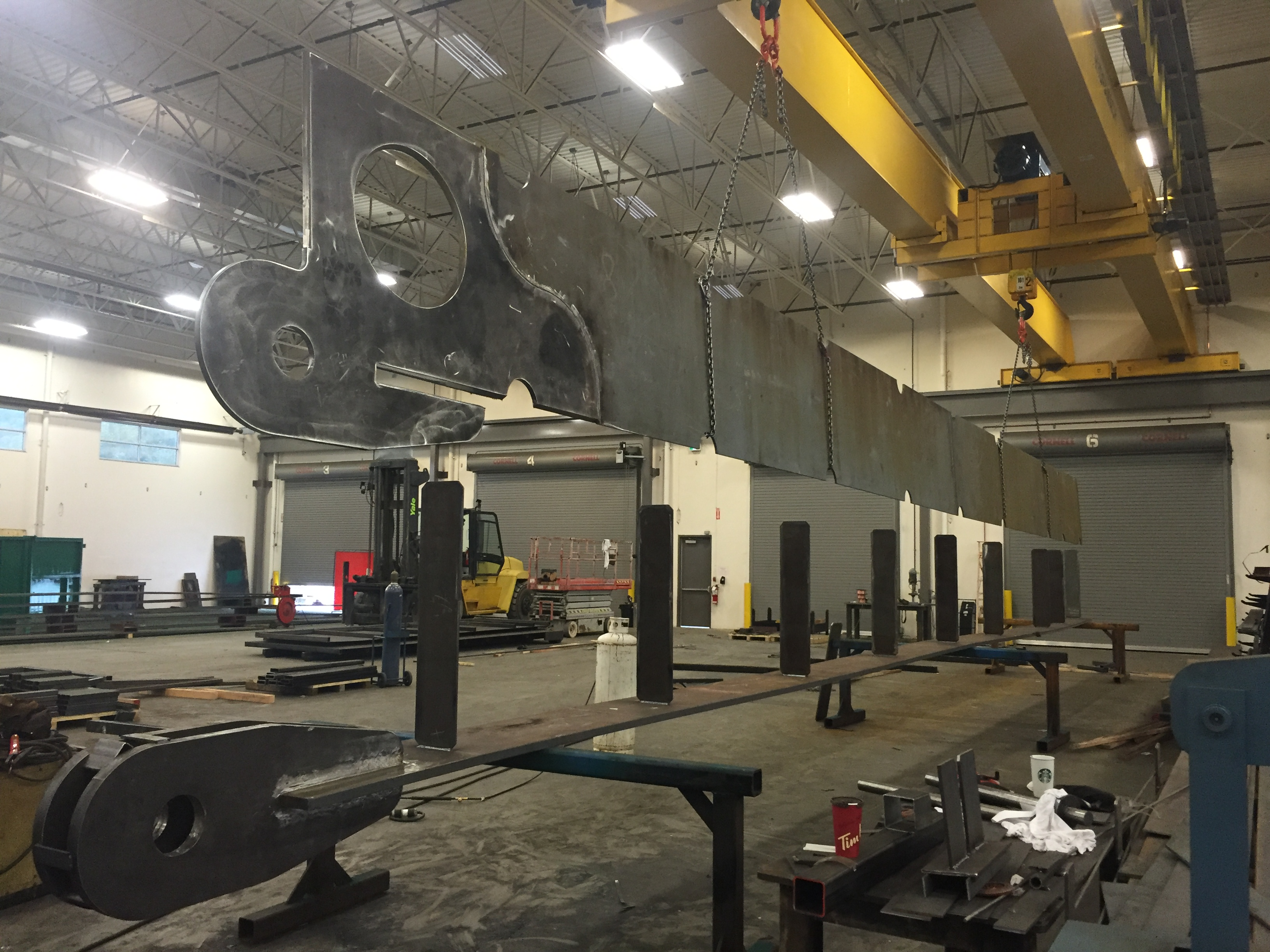 Overhead Crane Jha : Products and services ep industries